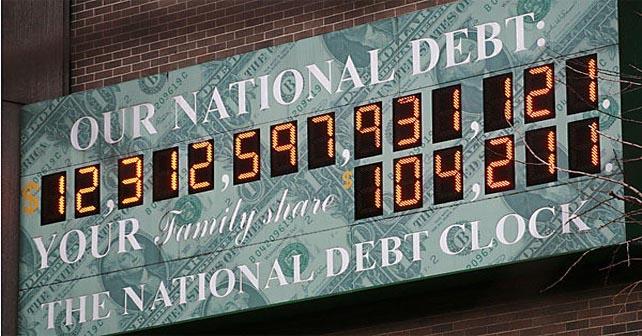 US Debt Clock.org
