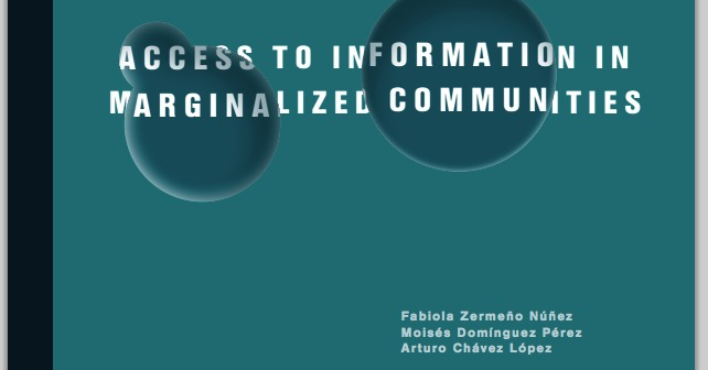 Access to Information in Marginalized Communities