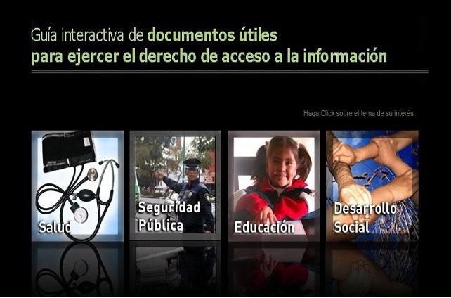 Alianza Cívica e IFAI: guía electrónica de uso del DAI para organizaciones de la sociedad civil