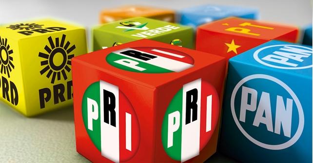 Resultado de imagen de partidos politicos