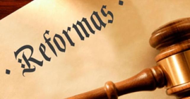 Las reformas a la ley federal de transparencia y acceso a for Reformas de fachadas en palma