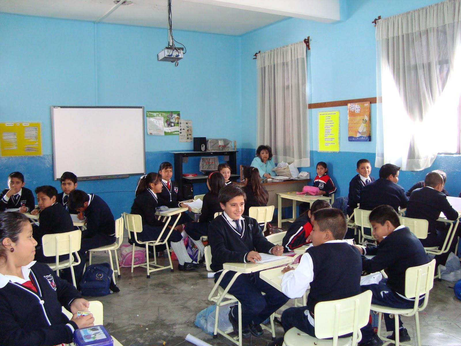 escuelas centro: