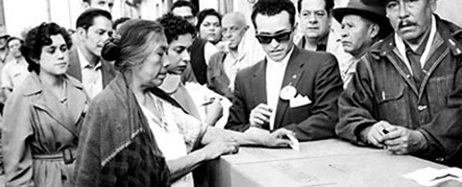A 60 años del voto femenino