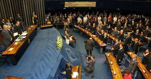 Diputados de Brasil quieren aprobar ley para evitar que los condenen por corrupción