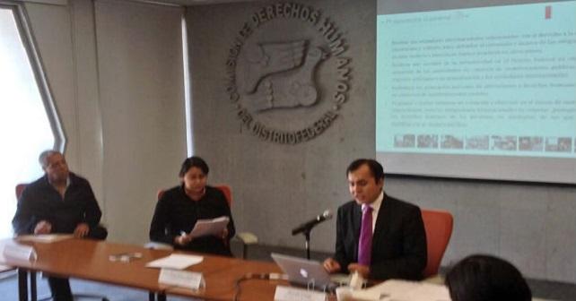 Aprueban ruta de trabajo para elaborar iniciativa de ley protectora de defensores y periodistas