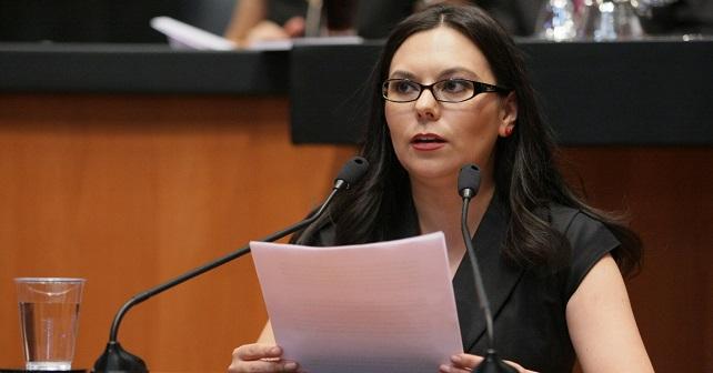 Sen. Laura Rojas   Voto razonado en abstención al dictamen de comisionados del #NuevoIFAI