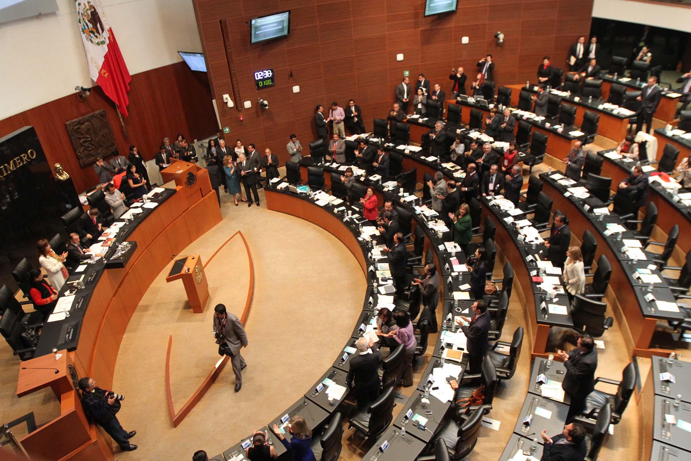 Valida Senado integración del nuevo IFAI