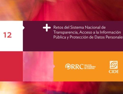Cuaderno | Retos del Sistema Nacional de Transparencia, Acceso a la Información 12 Pública y Protección de Datos Personales