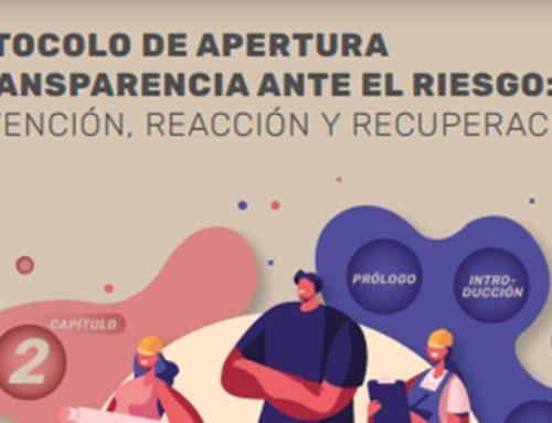 Protocolo de apertura y transparencia ante el riesgo: prevención, reacción y recuperación