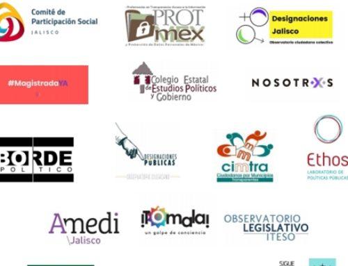 Posicionamiento del CPS y organizaciones civiles sobre la designación de la contraloría del Congreso de Jalisco