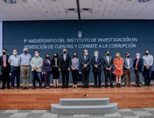 Celebra primer aniversario Instituto de Investigación en Rendición de Cuentas y Combate a la Corrupción de la UdeG