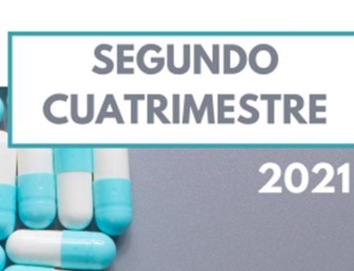 Mapeo del desabasto de medicamentos en México. SEGUNDO CUATRIMESTRE 2021.